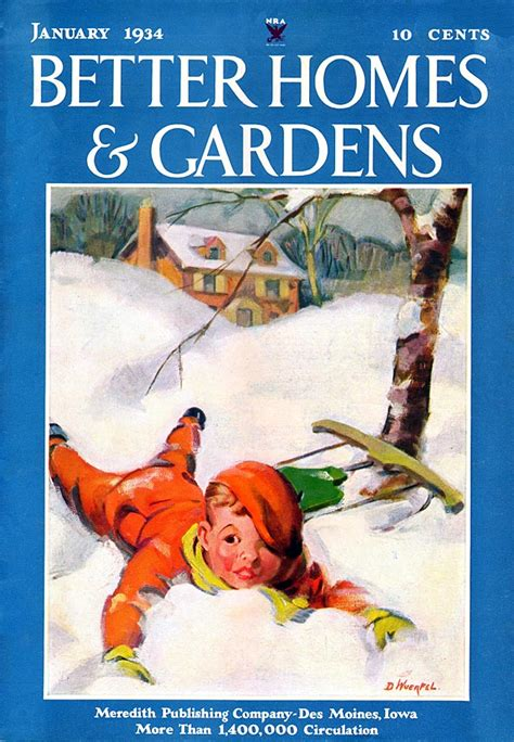 Better Homes And Gardens Magazine Phone Number by Better Homes And Gardens 1934 01