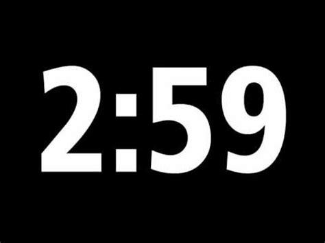 aftellende klok 5 minute digital countdown timer download source file