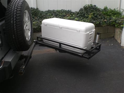 Jeep Wrangler Cooler Rack Pic Request Jk Wranglers With Cooler Racks