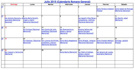 Calendario Catolico 2015 Search Results For Calendario 2015 Liturgico Catolico