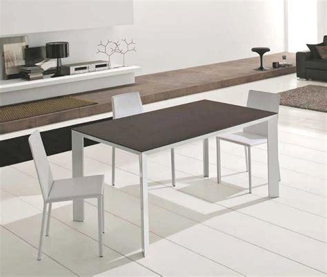 point tavoli tavolo da 180 allungabile diamante di point house in vetro