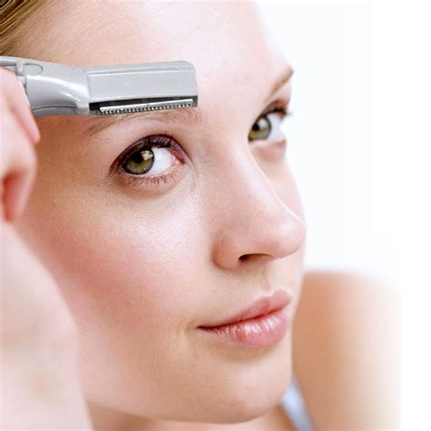 Alat Bantu Cukur Alis Eyebrow Hair Removal Tool Hsk003 eye for all about eyebrows review
