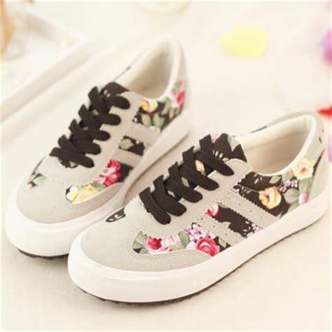 Flat Shoes Fashion Korea 916 2 korean casual canvas shoe shoes bags