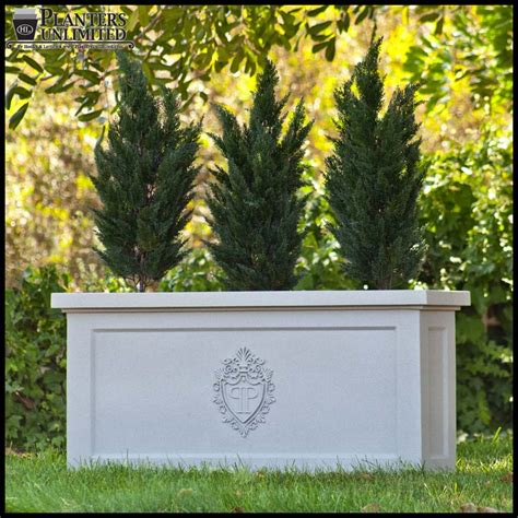 Personalised Planters by Custom Logo Planter Project Gallery