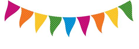 clipart festa flag banner clipart png clipartsgram