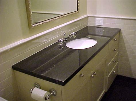 black granite bathroom countertops absolute black granite bathroom www imgkid the