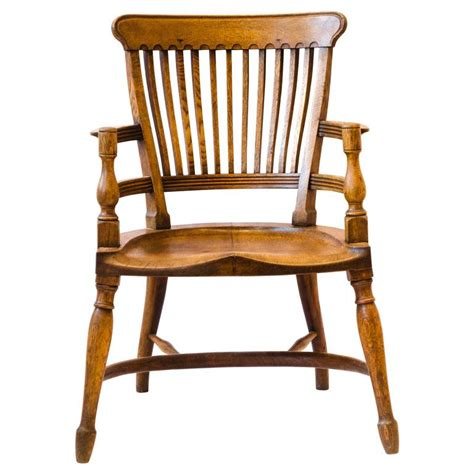 arts and crafts oak armchair for sale at 1stdibs