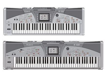 Keyboard Roland E 50 user reviews roland e 50 audiofanzine