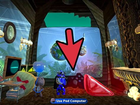 best big planet how to customize your pod in littlebigplanet 2 5 steps