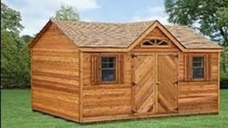 Storage Sheds Pennsylvania by Amish Garden Storage Sheds Pa Prefab Wooden Structures