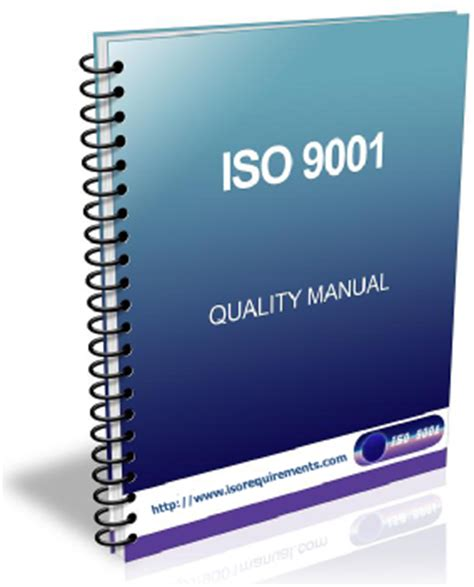 iso 9000 quality manual template iso 9000 quality manual template other template category
