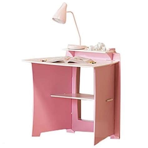 legare pink and white desk legare princess desk set in pink and white ip sd