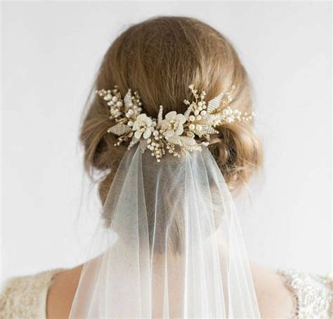 Wedding Hairstyles With Floor Length Veil by Penteados De Noiva V 233 Us