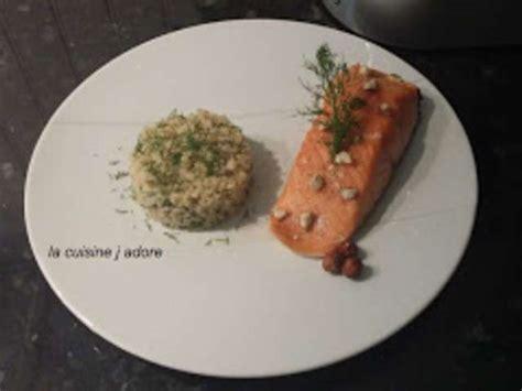 cuisiner des pav駸 de saumon recettes de pav 233 de saumon et aneth