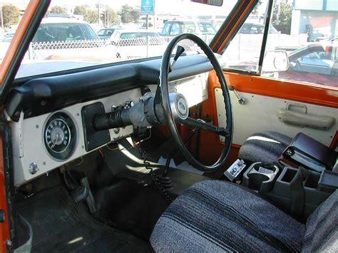 1974 ford bronco interior pictures cargurus