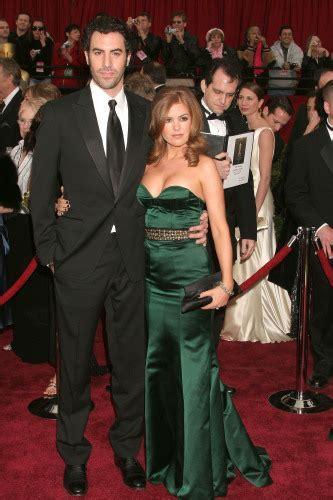 Celebrity Wedding Anniversary: Isla Fisher and Sacha Baron