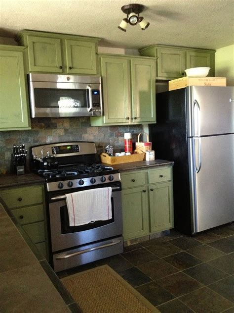 green kitchen cabinet ideas distressed green kitchen cabinets size of painted cabinet