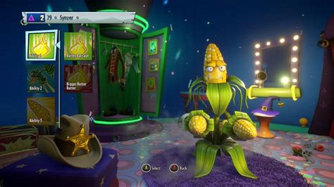 plants  zombies garden warfare  kernel corn class guide