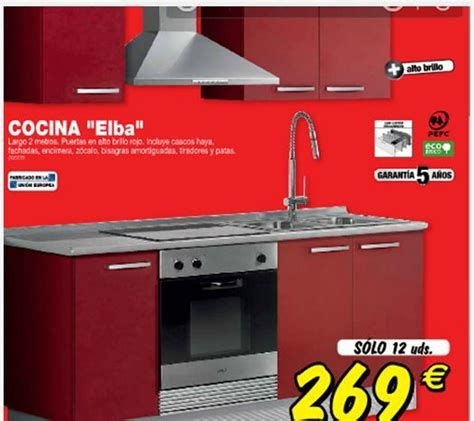 bricoking cocinas cocinas brico depot blogdecoraciones