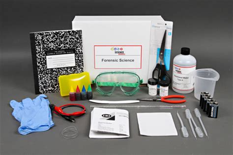 forensic science building your own tool for identifying dna forensic science forensic science projects for science fair