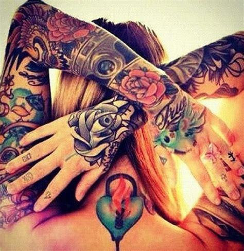 tattoo arm neck sleeve back of neck tattoos tattoos pinterest