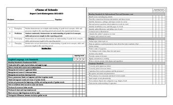 sle kindergarten report card template sle kindergarten report card template 28 images 100