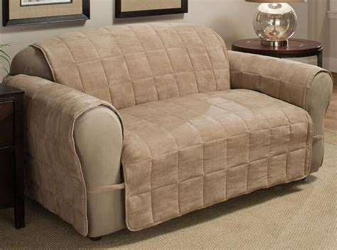 Slipcovers For Leather Couches Homesfeed Slipcovers For Leather Sofas