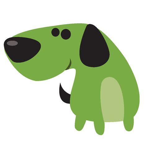 green puppy the green littlegreendog1