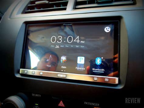 pioneer appradio  hands  gadget review