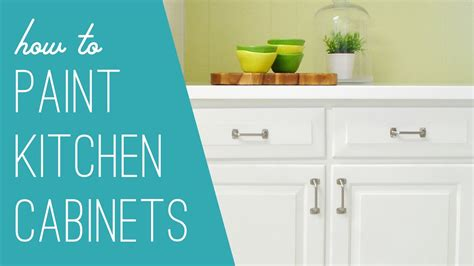 youtube how to paint kitchen cabinets how to paint your kitchen cabinets youtube