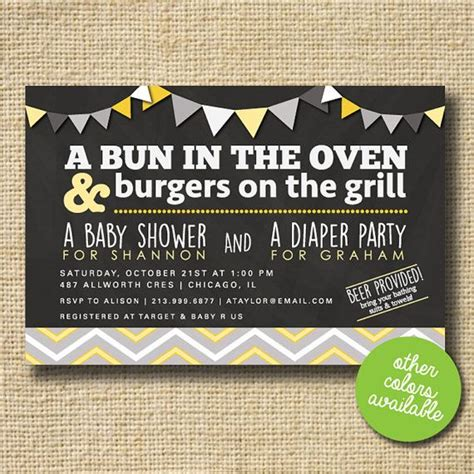 Ideas For Coed Baby Showers by Printable Coed Baby Shower Invitations Archives Negocioblog
