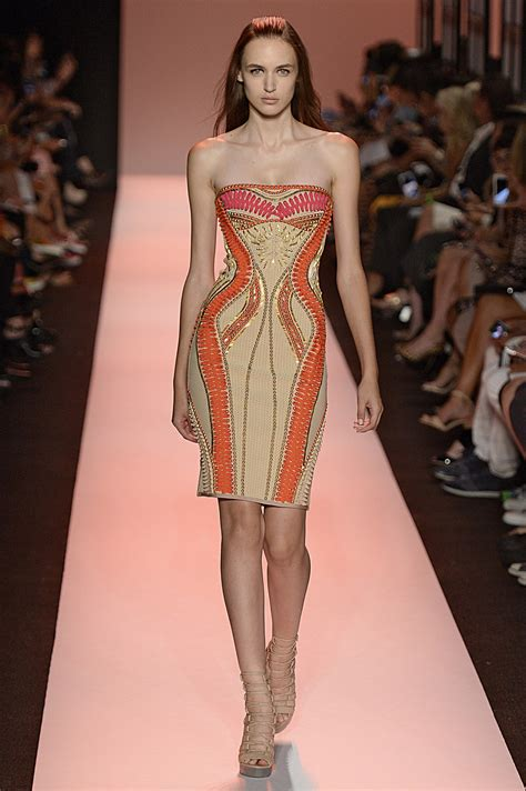 Designer Of The Year Herve Leger By Maz Azria by Herve Leger Not Alone 3 Other Fashion Brands With