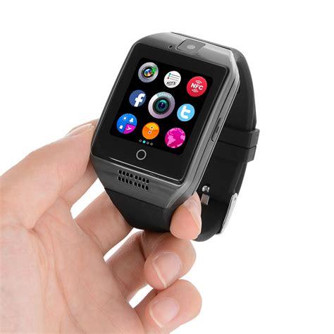 q18 bluetooth smart phone w pedometer anti lost sim tf card ac416 ebay