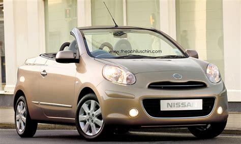 nissan march cabriolet  reviews news specs buy car