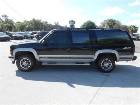 how to sell used cars 1993 chevrolet suburban 2500 on board diagnostic system purchase used 1993 chevrolet suburban 1500 in 1849 s woodland blvd deland florida united