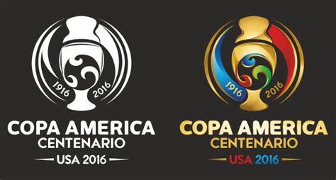 logo america 2016 dise 241 os vectores y m 225 s logo copa am 233 rica centenario 2016