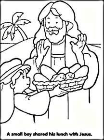 printable coloring pages jesus feeds 5000 jesus feeds 5000 coloring pages for color zini