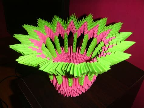 Origami 3d Flowers - 3d origami flower vase wallpaper