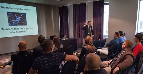 Of Sheffield Mba Reviews by Successful Seminar On Neuro Coaching Techniques By Mr