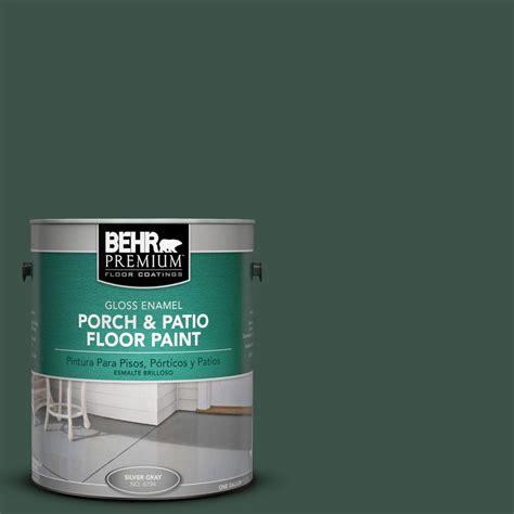 behr premium 1 gal base low luster exterior porch