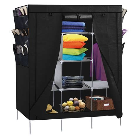 Ready Made Closet Organizers 28 Images 9 Storage Ideas For Small Closets 1000 Ideas About Portable Closet Storage Organizer Clothes 69 Quot Wardrobe Shoe Rail Rack Shelves Ebay