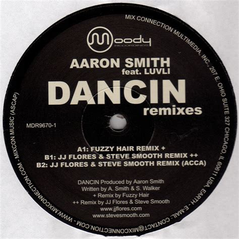 aaron smith dancin krono remix listen aaron smith dancin krono remix indie shuffle