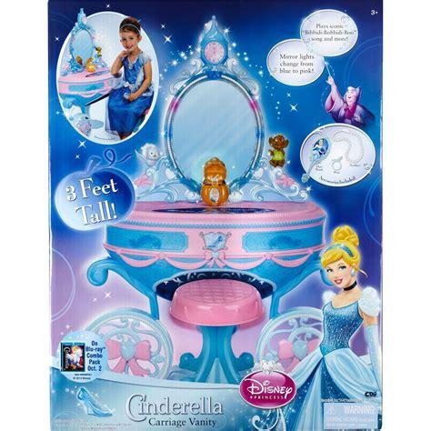 Cinderella Carriage Vanity Table by Disney Princess Cinderella S Enchanted Carriage Vanity