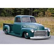 Al Ritter's Wicked Cool 1952 Chevy 3100  Hot Rod Network