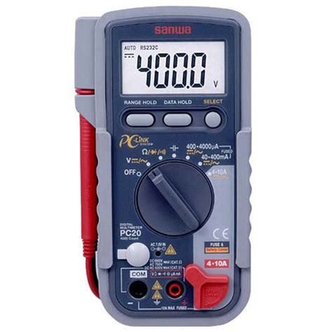 Jual Multitester Digital Mini jual multimeter digital sanwa