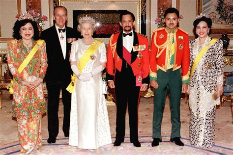 the sultans wife the sultan of brunei the opulent world of hassanal bolkiah in pictures