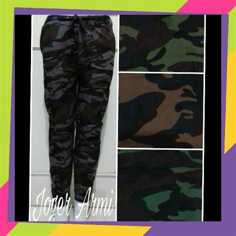 Celana Jogger Anak Motif Army sentra kulakan celana jogger army termurah 24ribuan