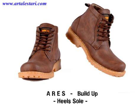Sepatu Pria Hummer Ares Build Up sepatu boot sell gold guide