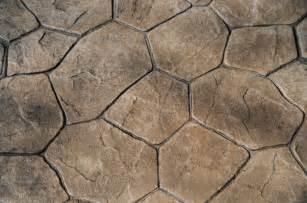 decorative concrete landscape