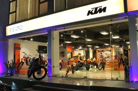 Ktm Showroom Z District Ktm Showroom In Kuwait